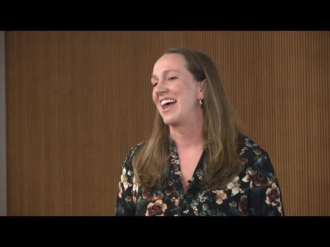 Communicating with Cancer Survivors to Improve Research | Hillary Stires | TEDxOronocoBayPark