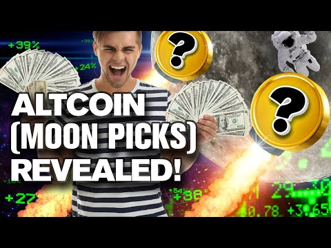 """ALTCOINs That Can """"MOON"""" Your Portfolio Revealed!!!"""