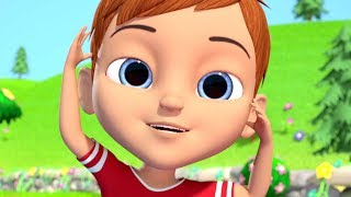 Head Shoulders Knees and Toes & Nursery Rhymes Collection by Little Treehouse