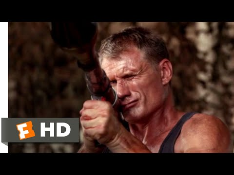 Skin Trade (2015) - Blowing the Slavers' Base Scene (8/10) | Movieclips