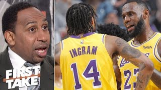 LeBron James the only Laker safe from being traded - Stephen A. | First Take
