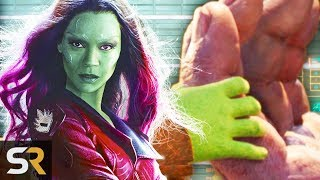Screenrant LIVE - Marvel Fan Theories So Crazy They Just Might Be True
