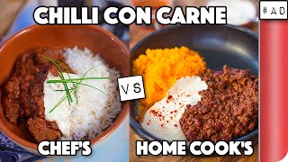 3 Chilli Con Carne Recipes COMPARED. Which is best?! | Quick vs Classic vs Chef's Gourmet
