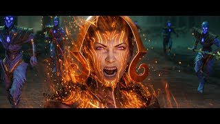 War of the Spark Official Trailer – Magic: The Gathering