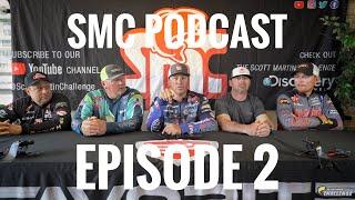 Sight Fishing and MORE - SMC Podcast #2 Lake Toho