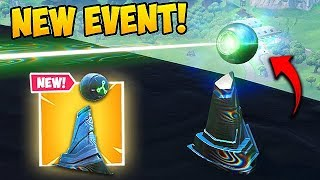 *NEW EVENT* BIG LASER OBJECT FOUND! - Fortnite Funny Fails and WTF Moments! #535