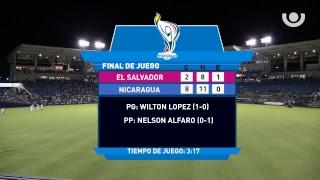 XI Juegos Centroamericanos - Nicaragua vs. El Salvador - [Partido Completo] - [12/12/17]