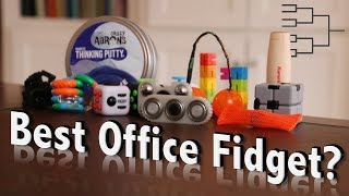 Best Fidget Toy for the Office Desk - 11 Ranked Fidget Toys