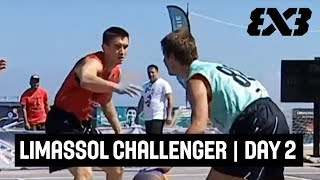 FIBA 3x3 Limassol Challenger 2018 - Re-Live - Day 2 - Limassol, Cyprus