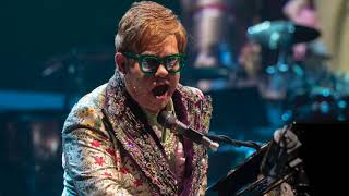 Fans brave the rain and cold to see Elton John at the Golden 1 Center