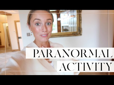 PARANORMAL ACTIVITY?!   // Moving Vlogs Episode  44