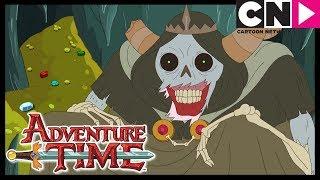 Adventure Time   The Lich   Cartoon Network
