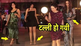 Bollywood Actress Drunk After Party Can't Even Walk Alone !