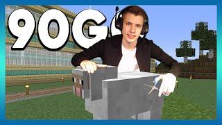 Minecraft på 90gQ : Ull Kungens Återkomst