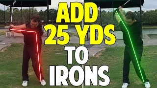 Hit Your Irons Farther
