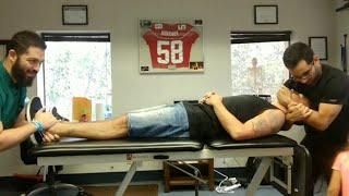 Celebrities Get Crazy Spinal Decompression Adjustments!