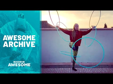 Incredible Circus Tricks & More | Awesome Archive
