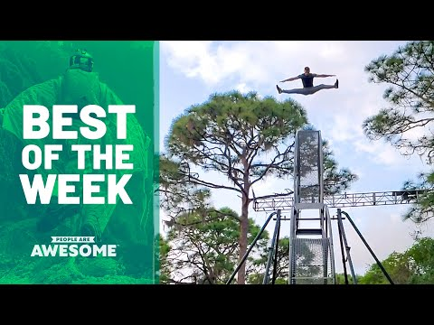 Bladesports, Backflips & More | Best Of The Week