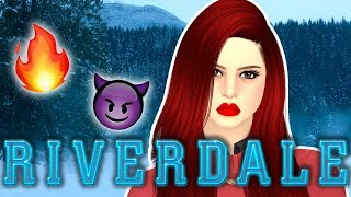 The Sims 4    Riverdale    Black Widow Challenge   Pt: 1 ″Intro″
