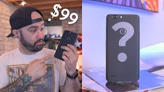 Best $99 Android Smartphone?! (2017)