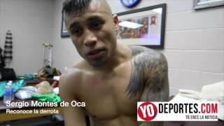 Sergio Montes de Oca reconoce la derrota