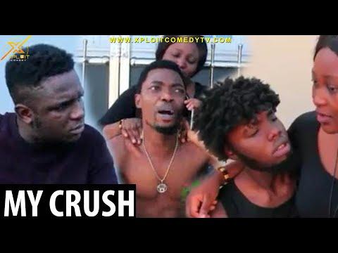 When your crush got a crush 😂😂 (Xploit comedy)