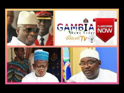 GAMBIA NEWS TODAY 22ND APRIL 2021