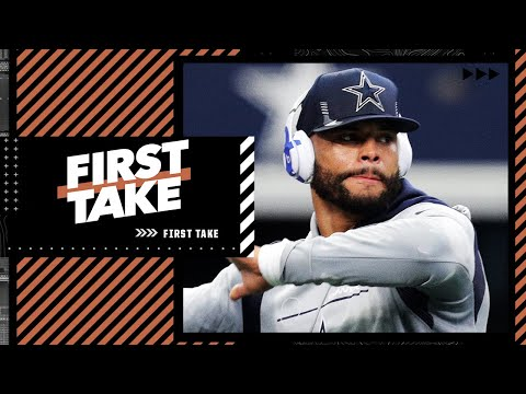 Is Stephen A. thinking the Cowboys could make the Super Bowl?! | First Take