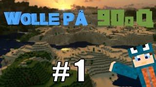 Minecraft 90gQ - Köper Kiosk I Nirethia! - Del 1