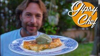Los pancakes de maíz y coco más golosos de Gipsy Chef