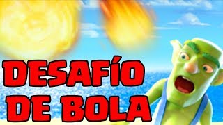 DESAFÍO DE LA BOLA DE FUEGO! POCO A POCO A MAXEARLA! | Clash Royale en Español