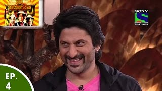 Comedy Circus - Chinchpokli to China - Episode 4 - Arshad Warsi on the show.