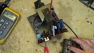 Plasma Ball High Voltage Power supply troubleshooting