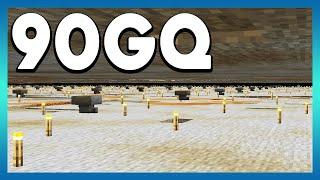 Minecraft på 90gQ - Äntligen Klar
