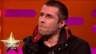 Liam Gallagher Genuinely Doesn't Like His Brother Noel | The Graham Norton Show