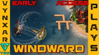 Windward - a cheerful action adventure RPG with boats