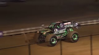 Adam Anderson in Grave Digger FULL Freestyle: Monster Jam Hagerstown 2018