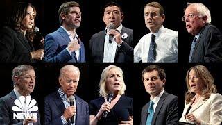 Democratic Presidential Debate - June 27 (Full) | NBC News