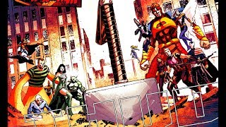 Thor vs. Absorbing Man : The Fall of the Avengers