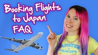 Booking Flights to Japan - Tips for Flying to Tokyo