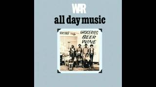 WAR - All Day Music (HD)