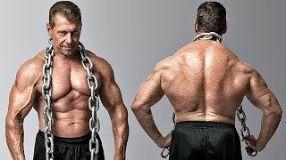 Could Vince McMahon have been a Bodybuilder?