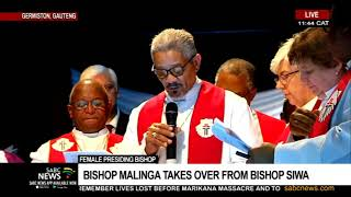 Purity Malinga becomes first-ever presiding female bishop