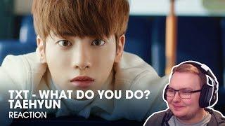 TXT (투모로우바이투게더) 'Introduction Film - What do you do?' - 태현 (TAEHYUN) - REACTION!