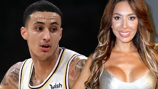 Kyle Kuzma BLASTED For Sliding Into Teen Mom's DM's To Get Some But REFUSES To Sit Her Courtside