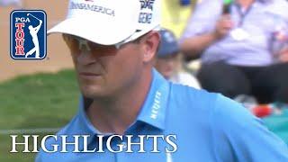 Zach Johnson's Round 3 highlights from Valero
