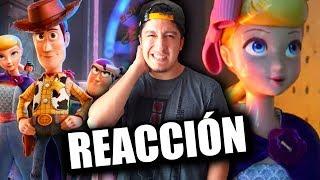 Toy Story 4 Trailer Oficial - Reacción, Análisis y Opinión Rápida