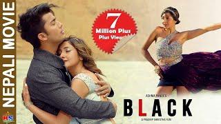 BLACK    New Nepali Movie-2019  Aakash Shrestha, Aanchal Sharma