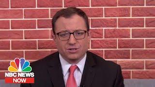 New Revelations Revealed In Jeffrey Epstein Will   NBC News Now