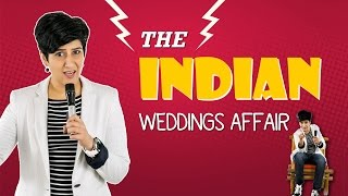 Funny Moments at Indian Weddings | Stand Up Comedy by Neeti Palta | Comedy Munch